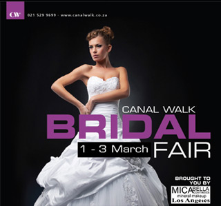 Canal Walk Bridal Fair close to Cape Town Self Catering Accommodation Apartments