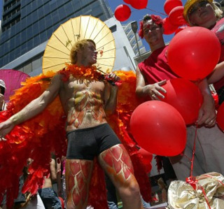 Stay in Cape Town Apartment while attending the Cape Town Pride Festival